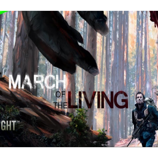 March of the Living (PC Windows Mac Steam Key Global Digital) Instant Delivery
