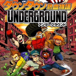River City Ransom: Underground (PC Windows Mac Steam Key Global Digital) Instant Delivery