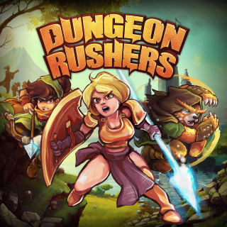 Dungeon Rushers: Crawler RPG (PC Windows Mac Steam Key Global Digital) Instant Delivery