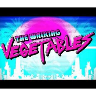 The Walking Vegetables (PC Steam Key) Digital - Instant Delivery