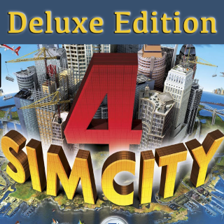 SimCity 4 Deluxe (PC Windows Mac Steam Key Global Digital) Instant Delivery