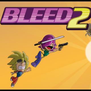 Bleed 2 (PC Windows Mac Steam Key) Instant Digital Delivery
