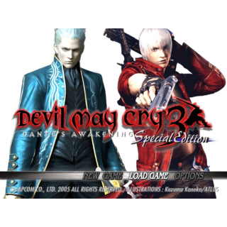 Devil May Cry® 3 Special Edition  Steam Key