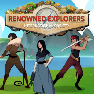 Renowned Explorers: International Society (PC Windows Mac Steam Key Global Digital) Has Trading Cards Instant Delivery
