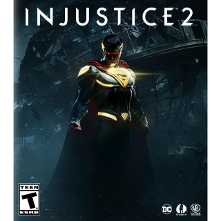Injustice 2 (PC windows steam key) Instant Delivery