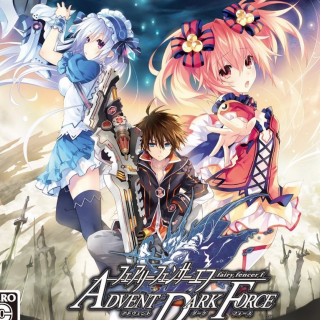 Fairy Fencer F Advent Dark Force (PC Windows Steam Key Global Digital) Instant Delivery