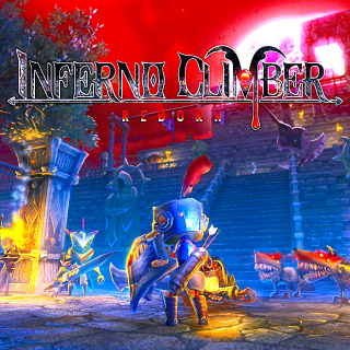 Inferno Climber (PC Windows Steam Key Global Digital) Instant Delivery