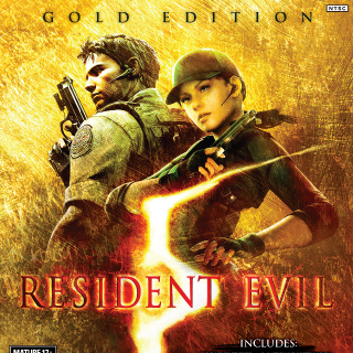 Resident Evil 5 - Gold Edition (PC Windows Steam Key Global Digital) Instant Delivery