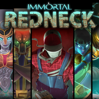 Immortal Redneck (PC Windows Mac Steam Key Global Digital) Instant Delivery