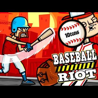 Baseball Riot (PC Windows Steam Key Global Digital) Instant Delivery