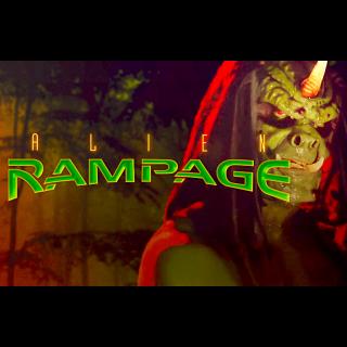 Alien Rampage (PC Windows Steam Key Global Digital) Instant Delivery