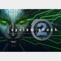 System Shock 2 (PC Windows Mac Steam Key Global Digital) Instant Delivery