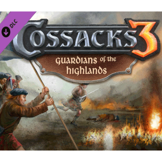 Expansion - Cossacks 3: Guardians of the Highlands (Mac PC DLC only) Instant Delivery