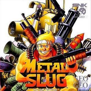 Metal Slug 1 (PC Windows Steam Key Global Digital) Instant Delivery