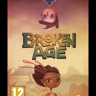 Broken Age (PC Windows Mac Steam Key Global Digital) Instant Delivery