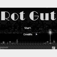 Rot Gut (PC Windows Steam Key Digital) Instant Delivery