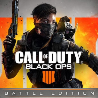 Call of Duty: Black Ops 4 Battle Edition (US only)