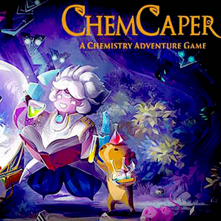 ChemCaper: Act I - Petticles in Peril (PC Windows Mac Steam Key Global Digital) Instant Delivery
