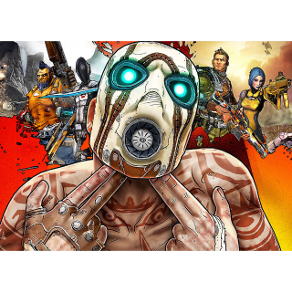 Borderlands 2 (PC Windows Mac Steam Key Global Digital) Instant Delivery