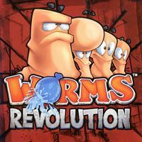 Worms Revolution (PC Windows Steam Key Global Digital) Instant Delivery