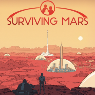 Surviving Mars (PC Windows Mac Steam Key Global Digital) Instant Delivery