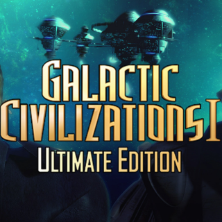 Galactic Civilizations I: Ultimate Edition (Steam Key PC windows)