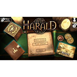 Harald: A Game of Influence | Mac & WIndows PC STEAM Key [INSTANT DELIVERY]