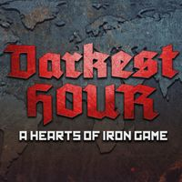 Darkest Hour: A Hearts of Iron Game (PC Windows Steam Key Global Digital) Instant Delivery