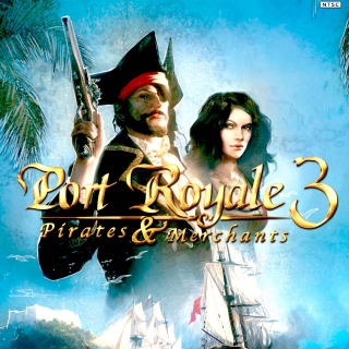 Port Royale 3 (Standard Edition Steam Key Windows)