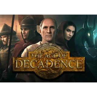 The Age of Decadence (PC Steam Key) Instant Delivery