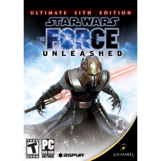 STAR WARS - The Force Unleashed Ultimate Sith Edition PC Windows Steam Key