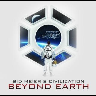Sid Meier's Civilization: Beyond Earth (PC Windows Mac Linux Steam Key) Instant Delivery