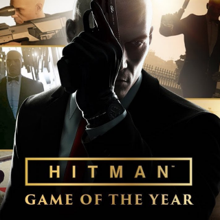 Hitman Game of the Year GOTY Edition (PC Windows Steam Key Digital) Instant Delivery