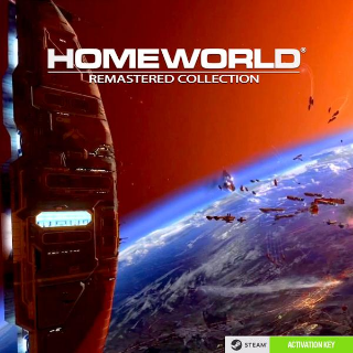 Homeworld Remastered Collection (PC Windows Mac Steam Key Global Digital) Instant Delivery