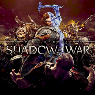 Middle-earth: Shadow of War Standard Edition (PC Windows Steam Key Global Digital) Instant Delivery