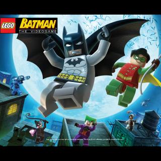 LEGO Batman (PC Windows Steam Key Global Digital) Instant Delivery