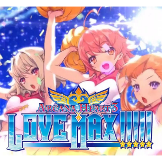Arcana Heart 3 LOVE MAX!!!!! (PC Windows Steam Key Global Digital) Instant Delivery