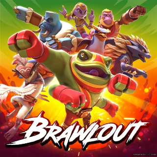 Brawlout (PC Windows Steam Key Global Digital) Instant Delivery
