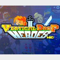 Vertical Drop Heroes HD (PC Windows Mac Steam Key Global Digital) Instant Delivery