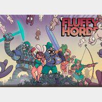 Fluffy Horde (PC Windows Mac Steam Key Global Digital) Instant Delivery