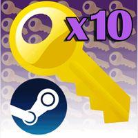 x10 Steam Game Bundle APRIL 2020 #13
