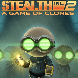 Stealth Inc 2 (PC Windows Steam Key Global Digital) Instant Delivery