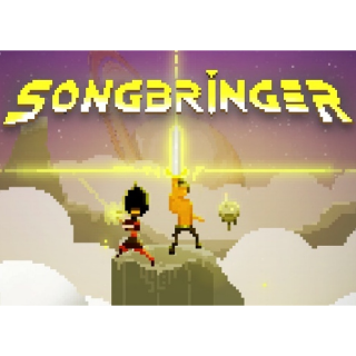 Songbringer (PC Windows Mac Steam Key Global Digital) Instant Delivery