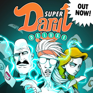 Super Daryl Deluxe (PC Windows Steam Key Global Digital) Instant Delivery