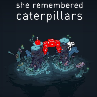 She Remembered Caterpillars (PC Windows Mac Steam Key Global Digital) Instant Delivery