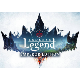 Endless Legend Emperor Edition (PC Windows Mac Steam Key Global Digital) Instant Delivery