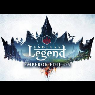 Endless Legend Emperor Edition (PC Windows Mac Steam Key Global Digital) Instant Delivery