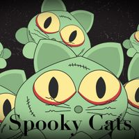 Spooky Cats (PC Windows Mac Steam Key Global Digital) Instant Delivery
