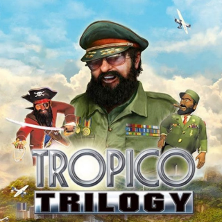 Tropico Trilogy (PC Windows Steam Key Global Digital) Instant Delivery