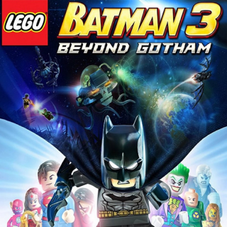 LEGO Batman 3: Beyond Gotham (PC Windows Steam Key Global Digital) Instant Delivery